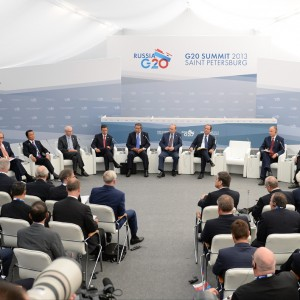 G20 στην Αγία Πετρούπολη