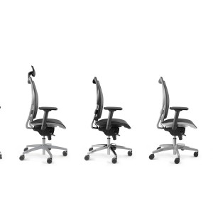 Luxy Καρέκλα γραφείου